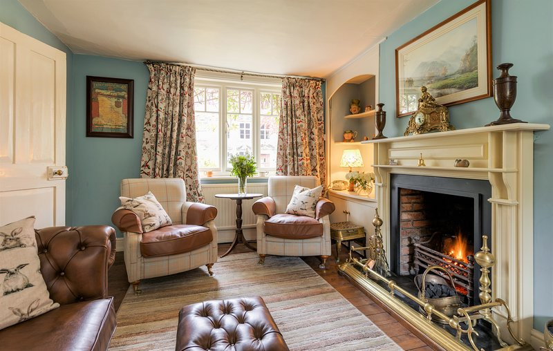 Ivy Cottage, Whitby, holiday rental in Briggswath
