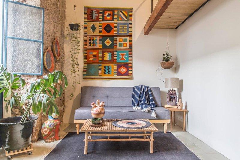 Casa Montore by Barrio Mexico, vacation rental in Guadalajara