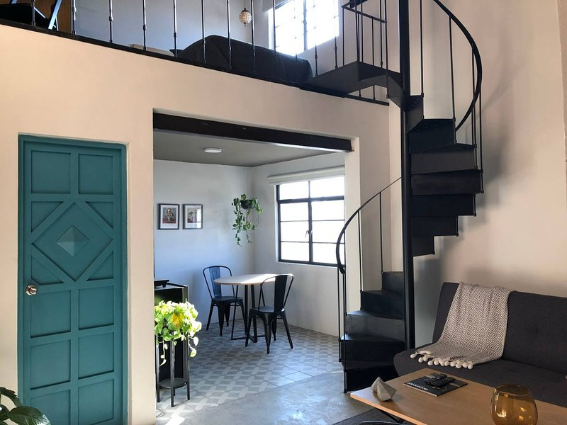 Loft A, Casa Nican by Barrio Mexico, alquiler de vacaciones en Guadalajara