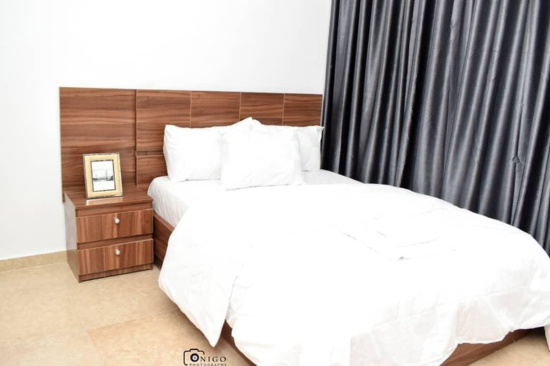 Luxurious 3-Bedroom Flat For Lekki Short-Let and Furnished apartment rentals., casa vacanza a Lagos