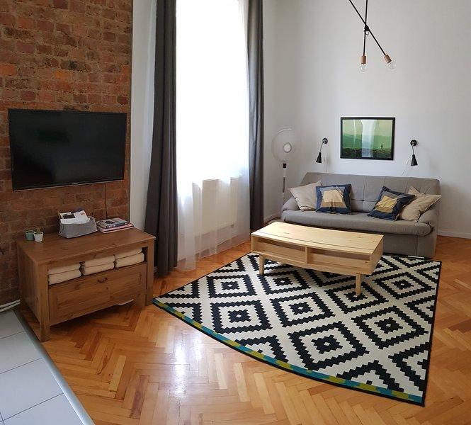 ReStart Apartment, location de vacances à Tychy