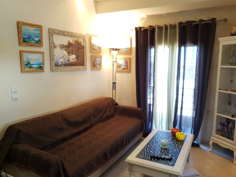 Aphrodite appartment accomodate 4 persons, holiday rental in Ammoudara