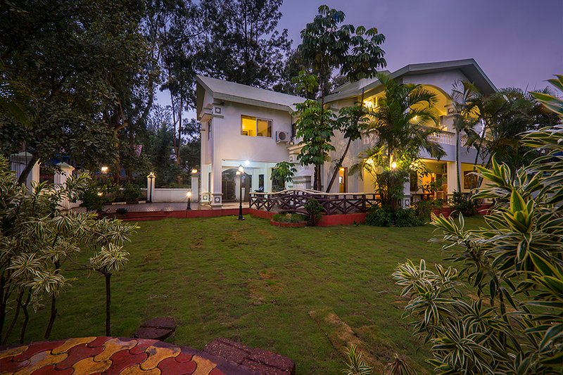 Ecovilla by Vista Rooms, holiday rental in Panchgani
