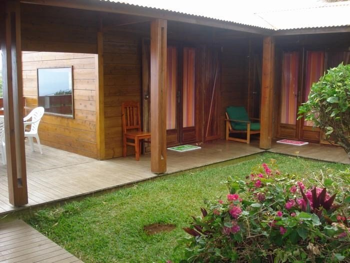 Beautiful bungalow with garden, vacation rental in Trois Bassins