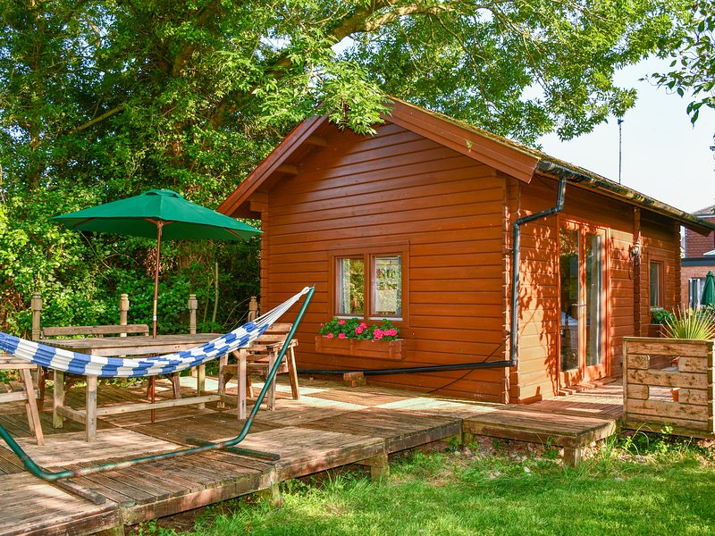Orchard Cabin, Welland, holiday rental in Uckinghall