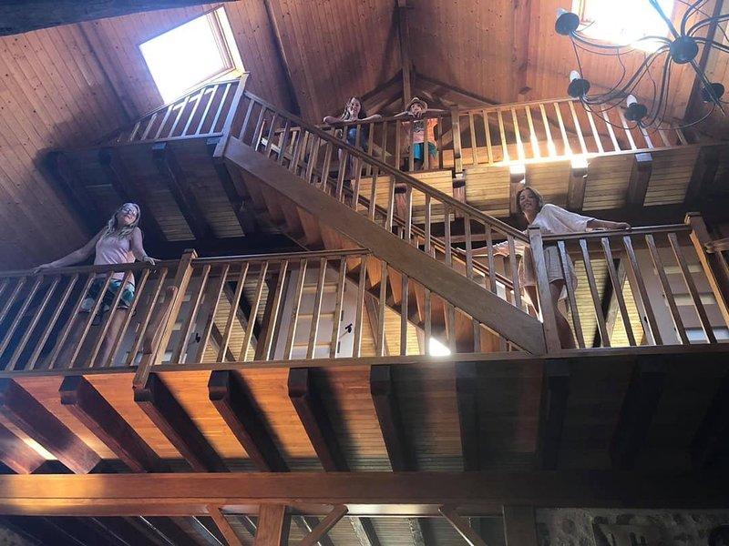 Maison de Chene, holiday rental in Saint-Sornin-Leulac
