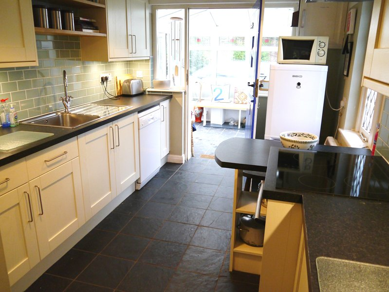 Bar Hill Lodge, holiday rental in Gatehouse of Fleet
