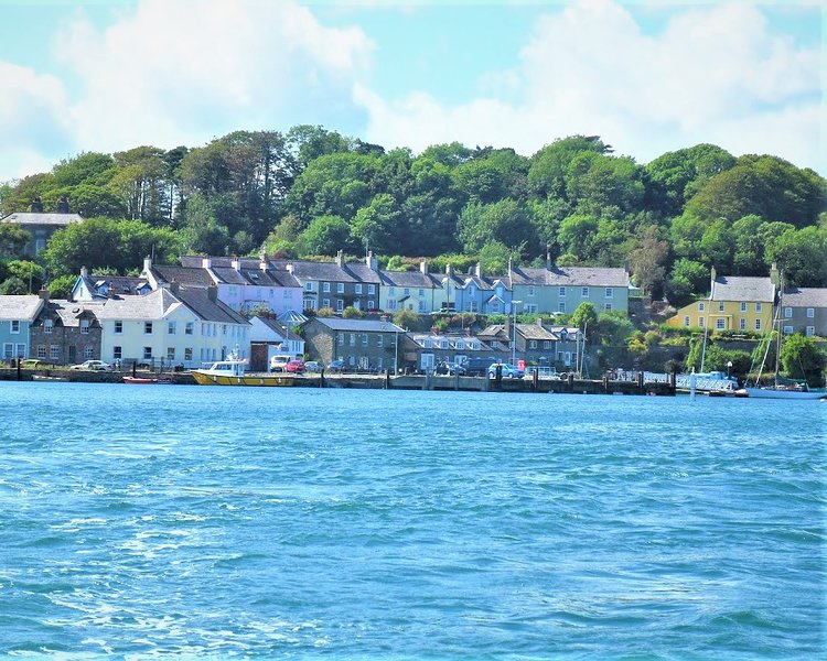 Cottage in Strangford  village with Lough views – semesterbostad i Portaferry