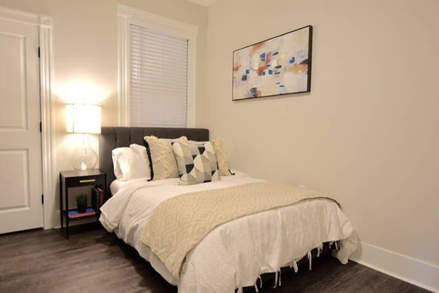 Condo 2: bedroom 8, double bed & bunk bed