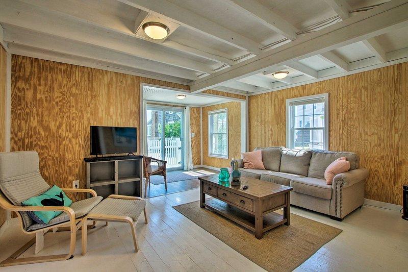 L'appartamento Old Lyme offre un alloggio per 8.