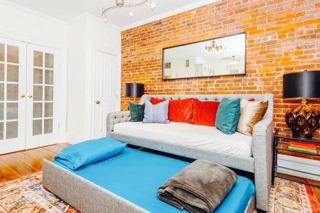 Sala de estar cama de día - es de 2 camas individuales (nido se saca en esta foto).