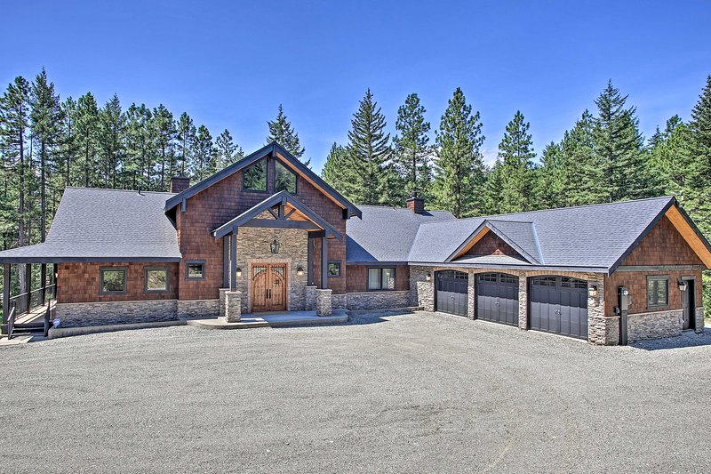 Book this Suncadia lodge-style vacation rental for your Pacific Northwest stay!
