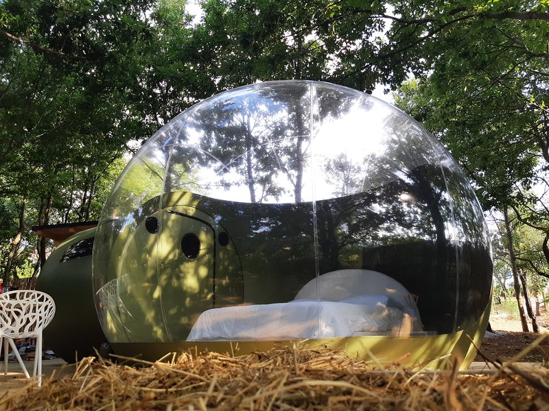 Atmosfera Bubble Glamping, location de vacances à Pignola