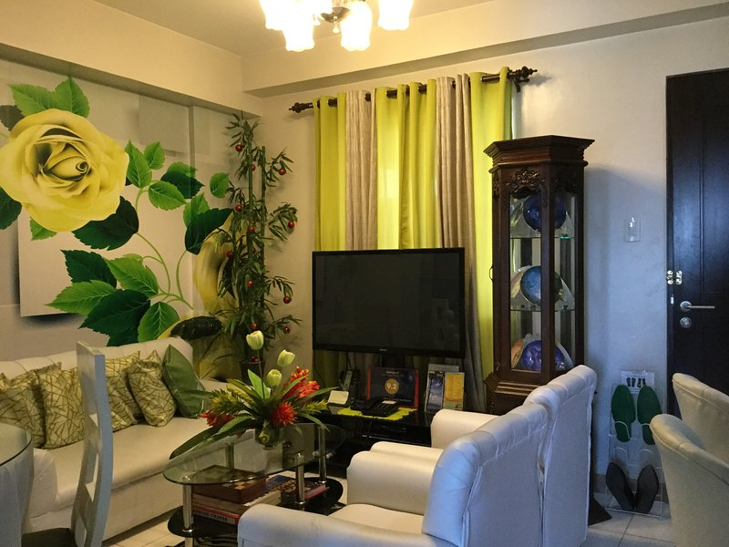My Angels Nest 2Bedrooms Serviced Condominium, location de vacances à Davao City