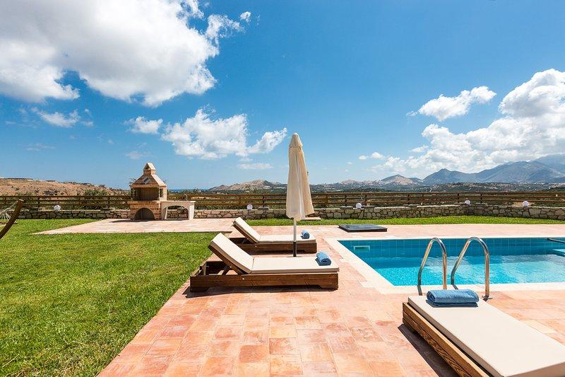 Viste mozzafiato di Creta.