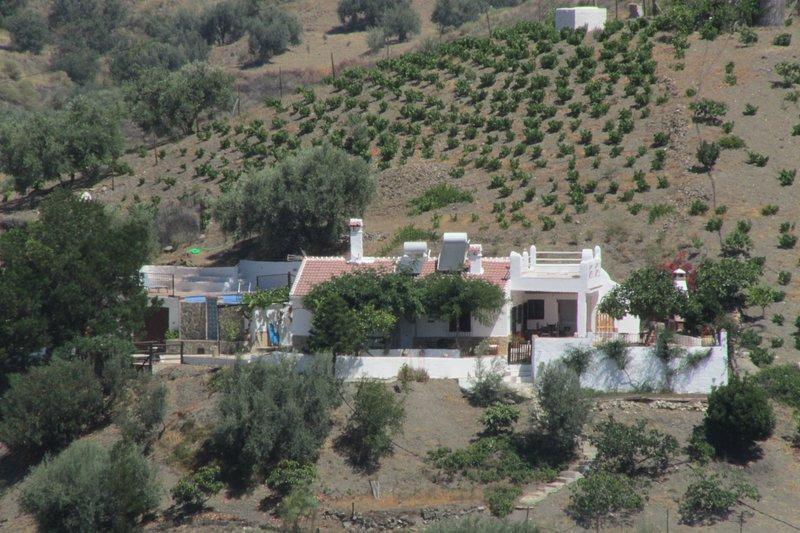Casa Mango, alquiler vacacional en Canillas de Aceituno