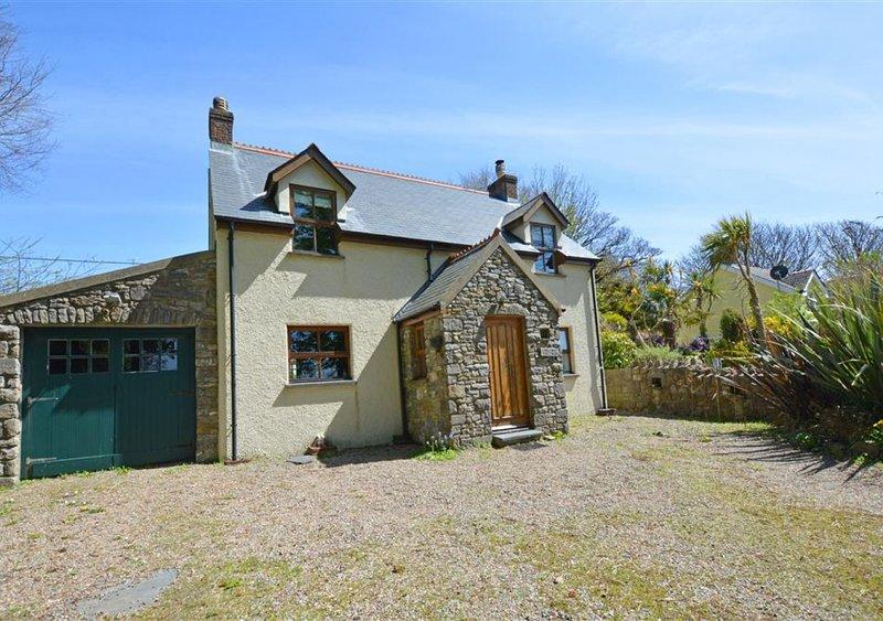 Chestnut Cottage, holiday rental in Manorbier