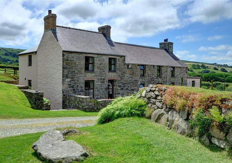 Cilgwyn Cottage, vacation rental in Rosebush