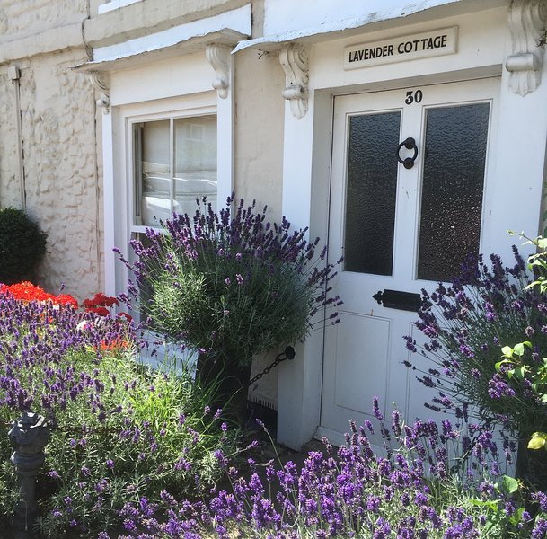 Lavender Cottage, a listed Georgian Cottage in central Wells-Next-The-Sea, holiday rental in Wells-next-the-Sea