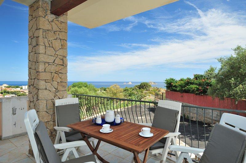 Beautiful apartment near the beach, vacation rental in Santa Maria Navarrese