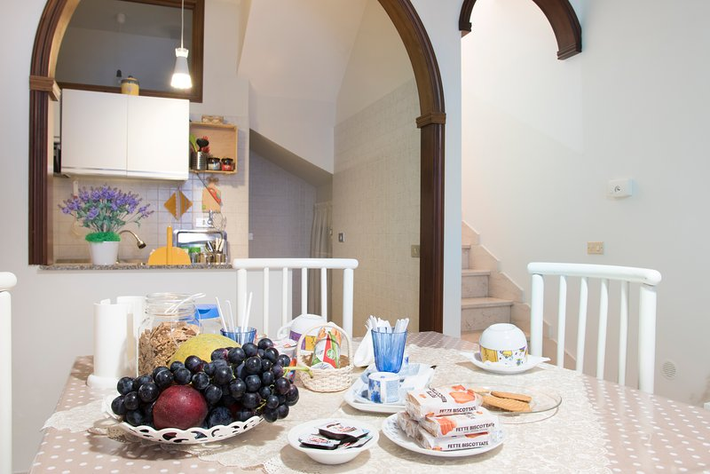 B&B Casa Crispi, vacation rental in Torre a Mare