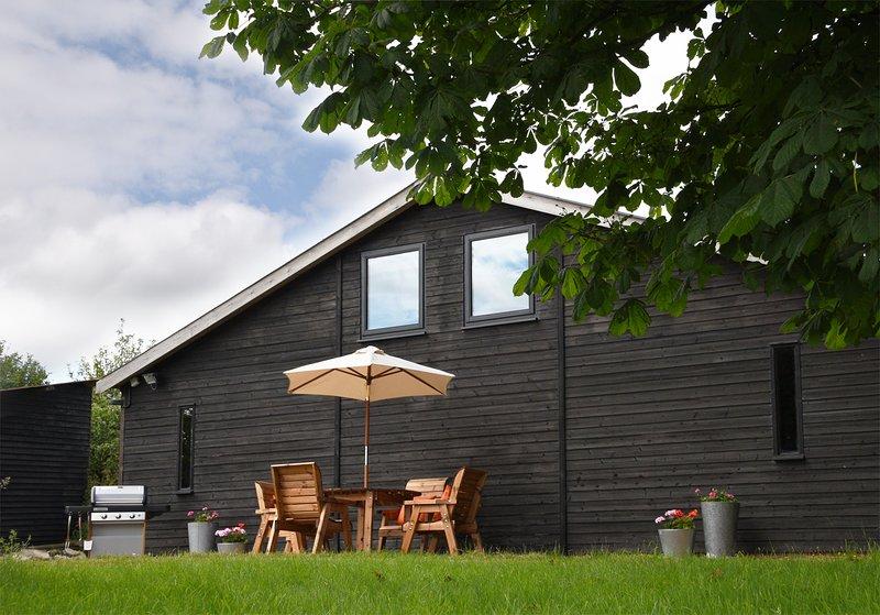 Cotswolds, cool barn, weekend retreat, quiet, country location - 5 Valleys Barn., alquiler vacacional en Cranham