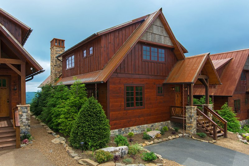 Peregrine's Perch at Eagles Nest, holiday rental in Banner Elk