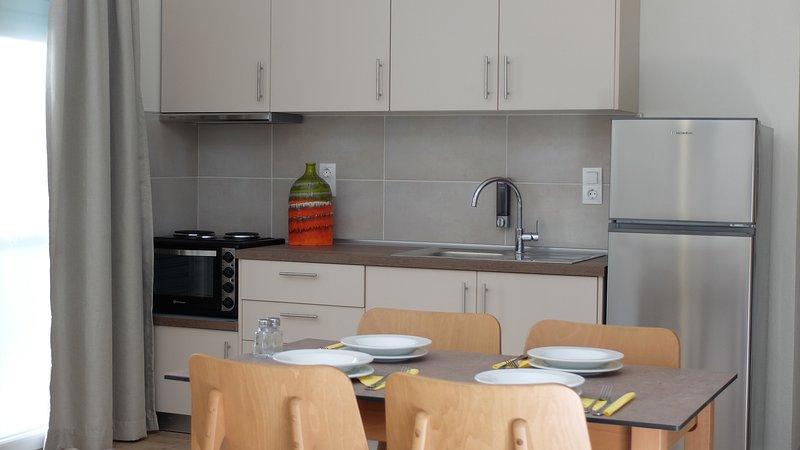 Elata-Apartments, location de vacances à Skala Panagia