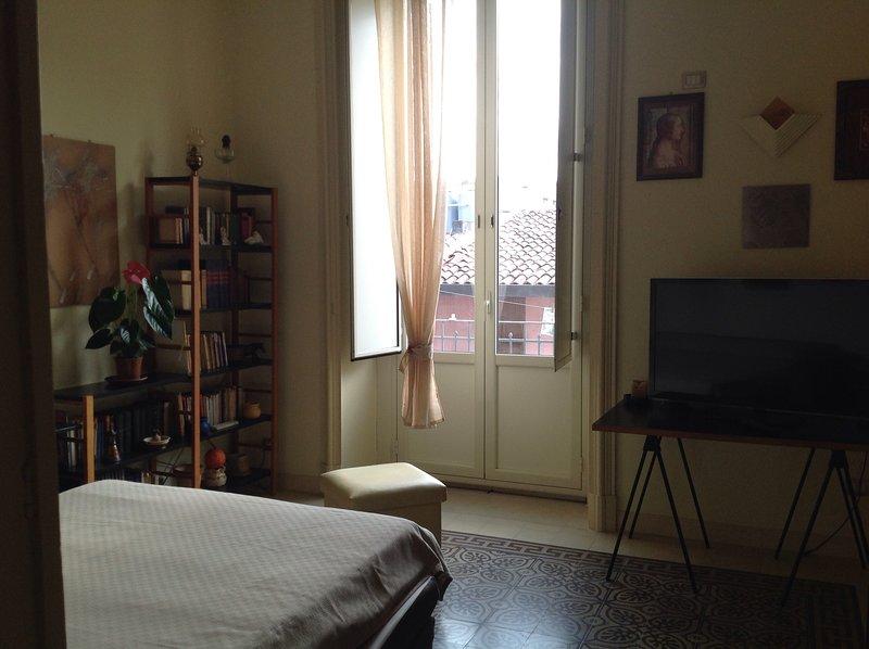 Habitación doble 3 con sofá cama.