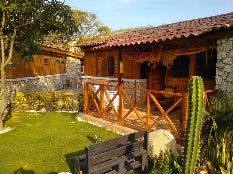 Hermosa Cabaña cerca al mar en Santa Marta, holiday rental in Magdalena Department
