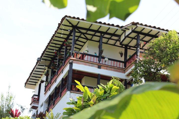 Casa Campestre Belen de Umbria - Hostal Campestre Finca el Paraiso, location de vacances à Département de Risaralda