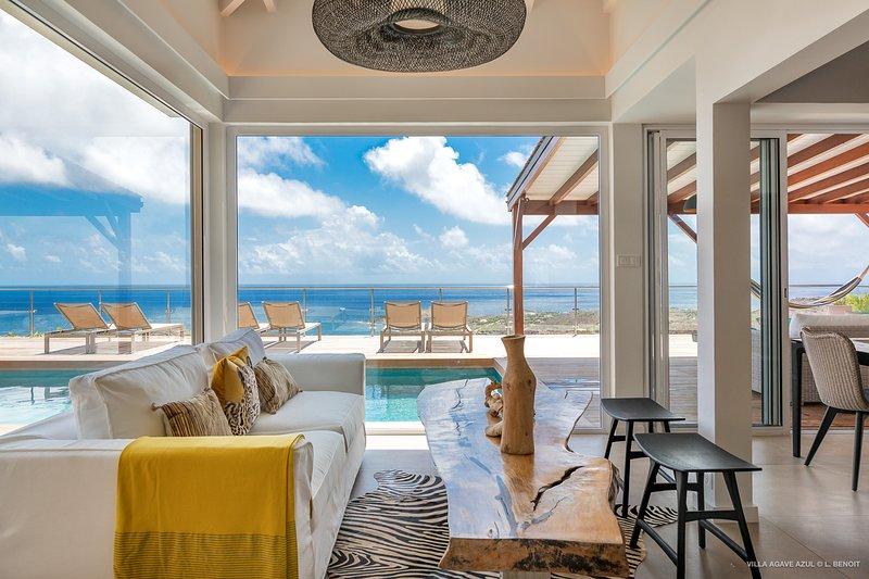 Casa Azul, vakantiewoning in Grande Saline