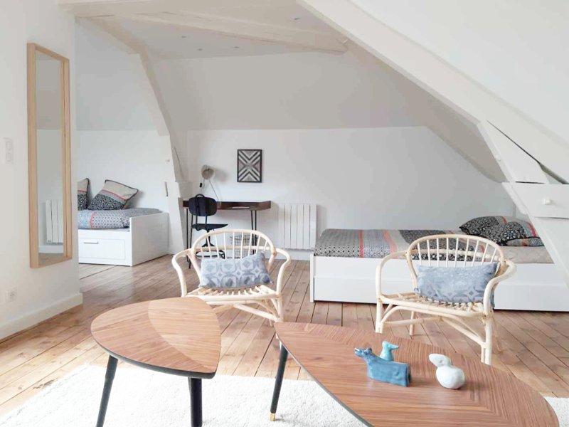 La Grande Maison Vichy, maison design en centre ville, 12 voyageurs, vacation rental in Allier