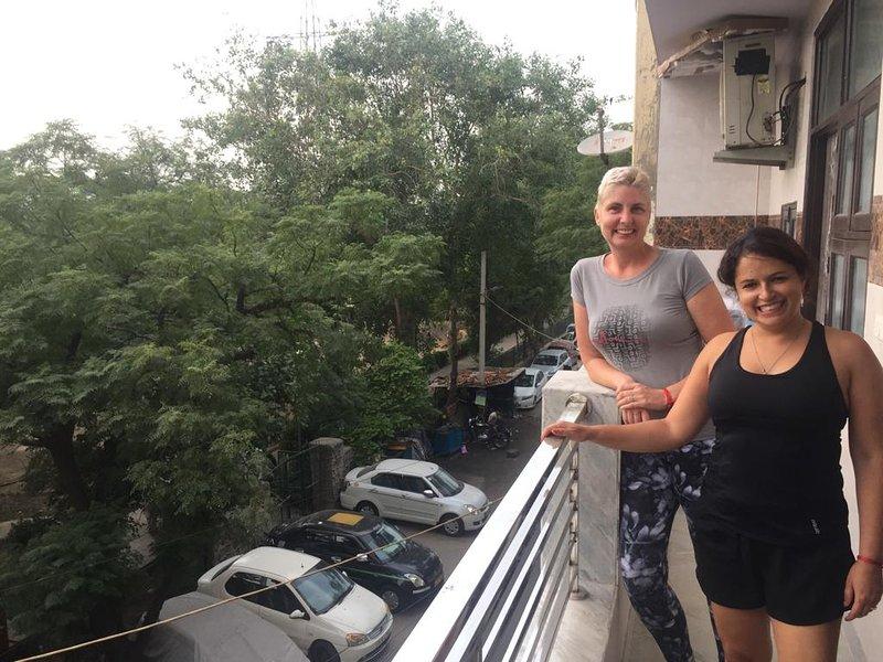River View Delhi Home Stay, Ferienwohnung in Neu-Delhi