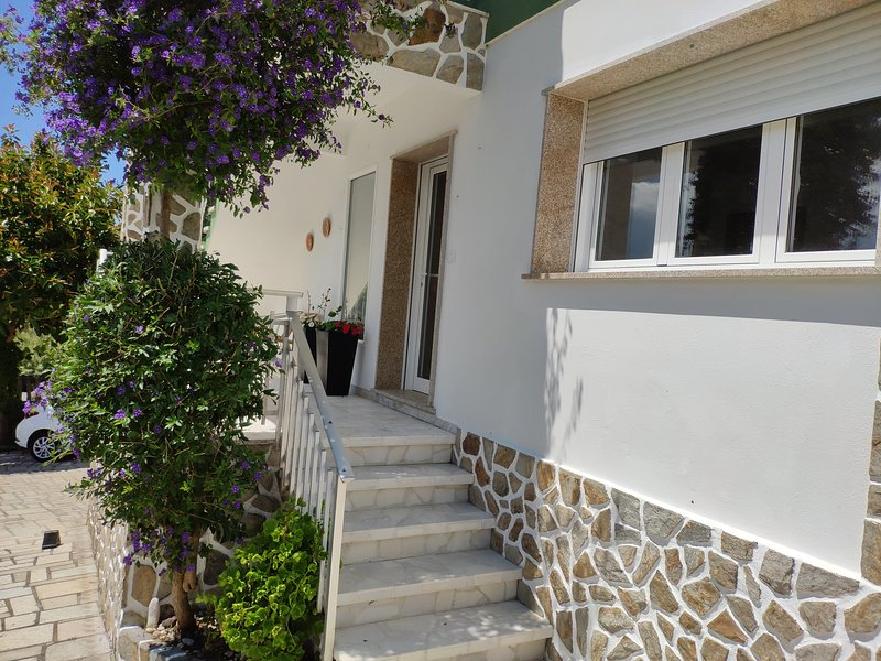 Entrance / Terrace