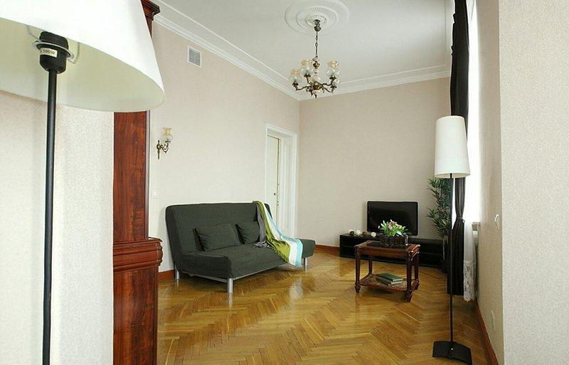 Apartment Nice on Sadovaya-Triumfalnaya, location de vacances à Balashikha Urban District