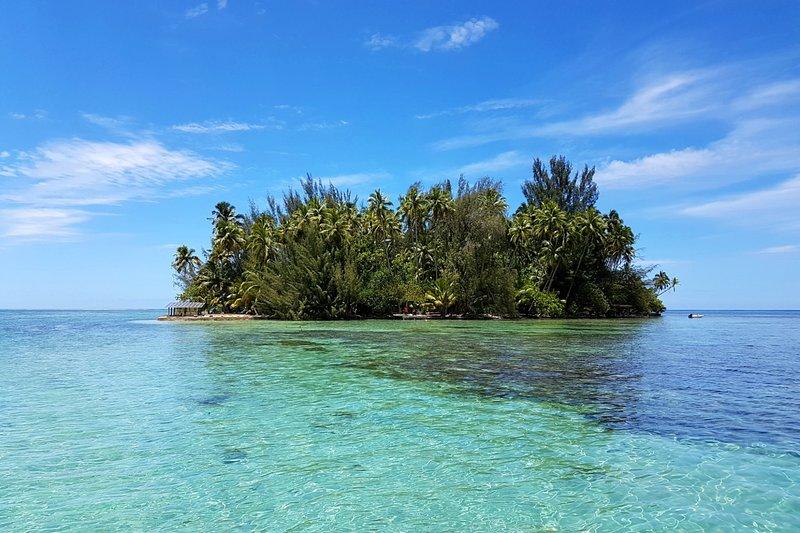 Motu Mapeti - Tahiti Private Island, vacation rental in Papara