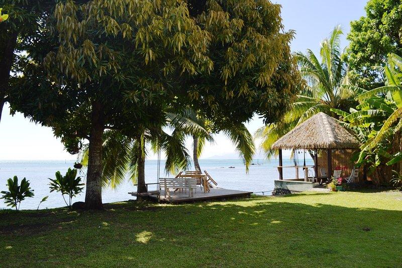Faré Mokalei, holiday rental in Tahiti