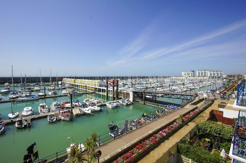 Britannia Harbour View, location de vacances à Peacehaven