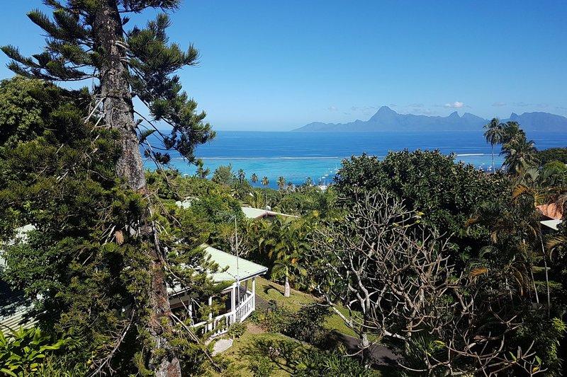 Villa Vaimoana, location de vacances à Faa'a