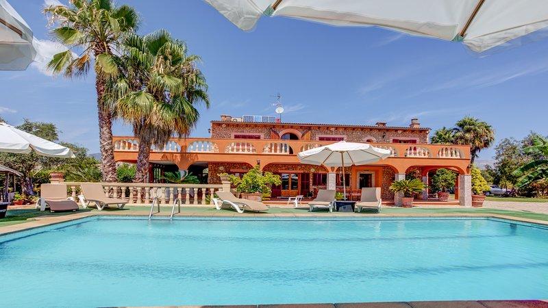 Villa Nicolau, vacation rental in Selva