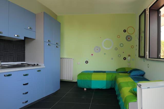 Nice studio in Nicolosi & Wifi, holiday rental in Nicolosi