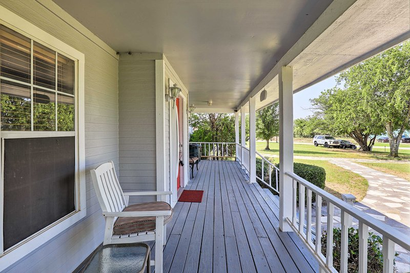 Are you ready for your Granbury getaway?
