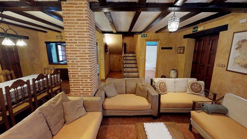 Casa rural en la Montana Palentina, location de vacances à Province of Palencia