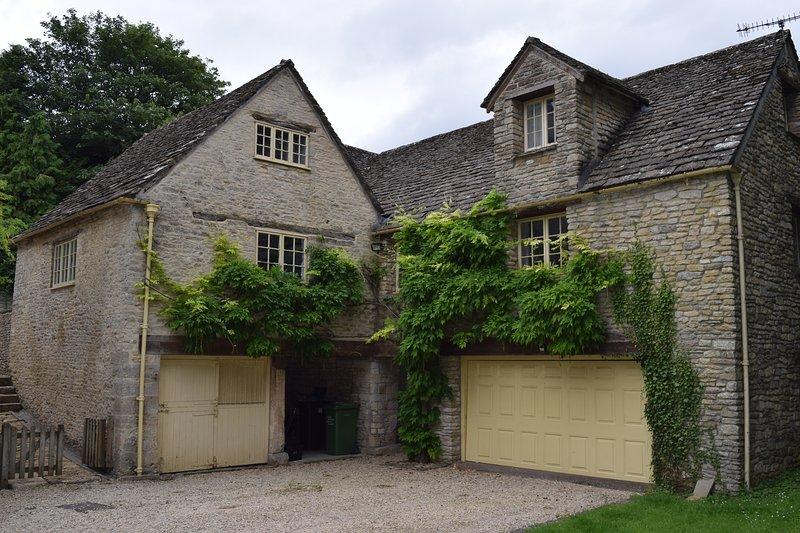 Sandford Cottage, casa vacanza a Box