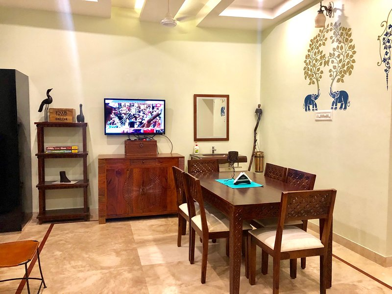 Anand Villa Holiday Home, holiday rental in Salawas