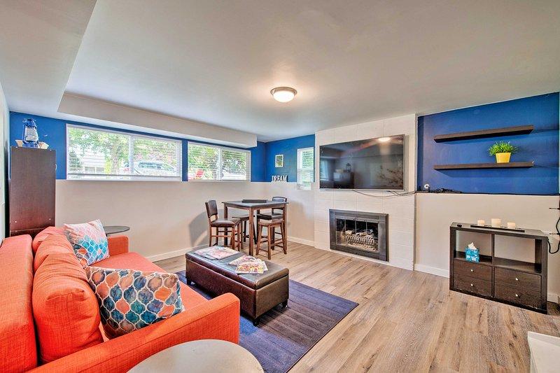 Edmonds House 15 Miles to Seattle Attractions, alquiler de vacaciones en Lynnwood