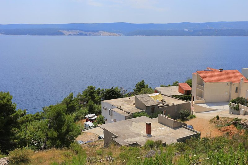 Lokva Rogoznica Apartment Sleeps 2 with Air Con - 5841501, vacation rental in Ruskamen