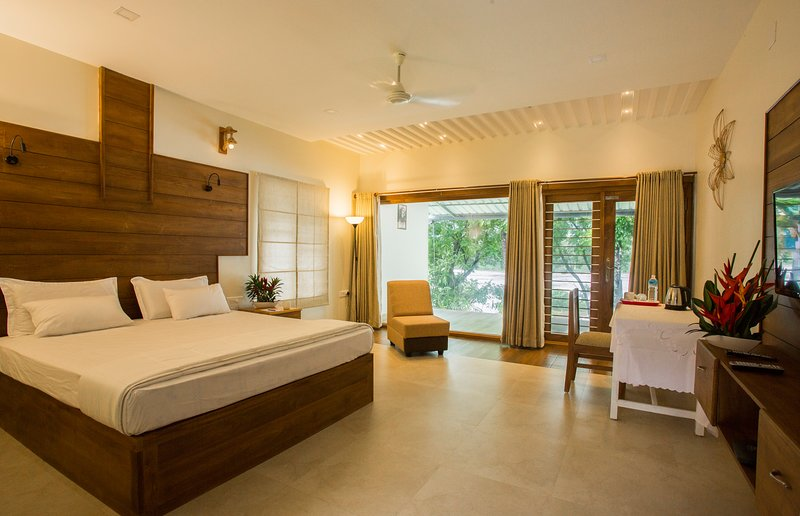 RiverLand's - A Luxury Retreat, holiday rental in Kothamangalam