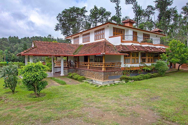 Betts's Plantation by Vista Rooms, holiday rental in Coorg